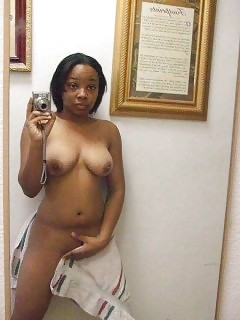 My GF Nude Ebony Rough