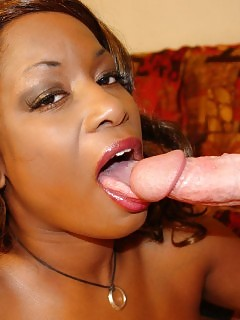 White Dick In Black Chick Ebony Young