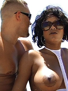 Ebony Glory Massive Huge Black Ebony Tits Boobs